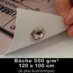 Bâche 500 g/m²