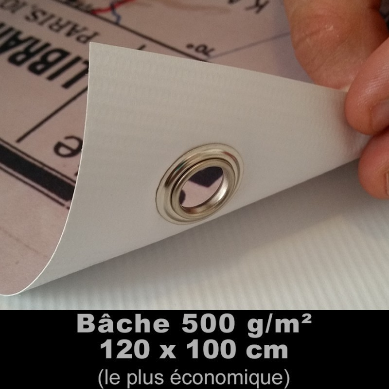 PACK 3 BACHES - 500 g/m²